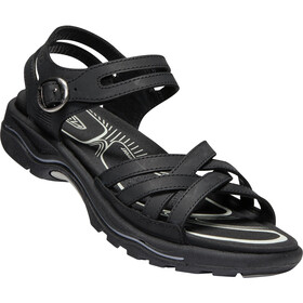 Keen Rialto II Naples Sandalen Dames, black/steel grey